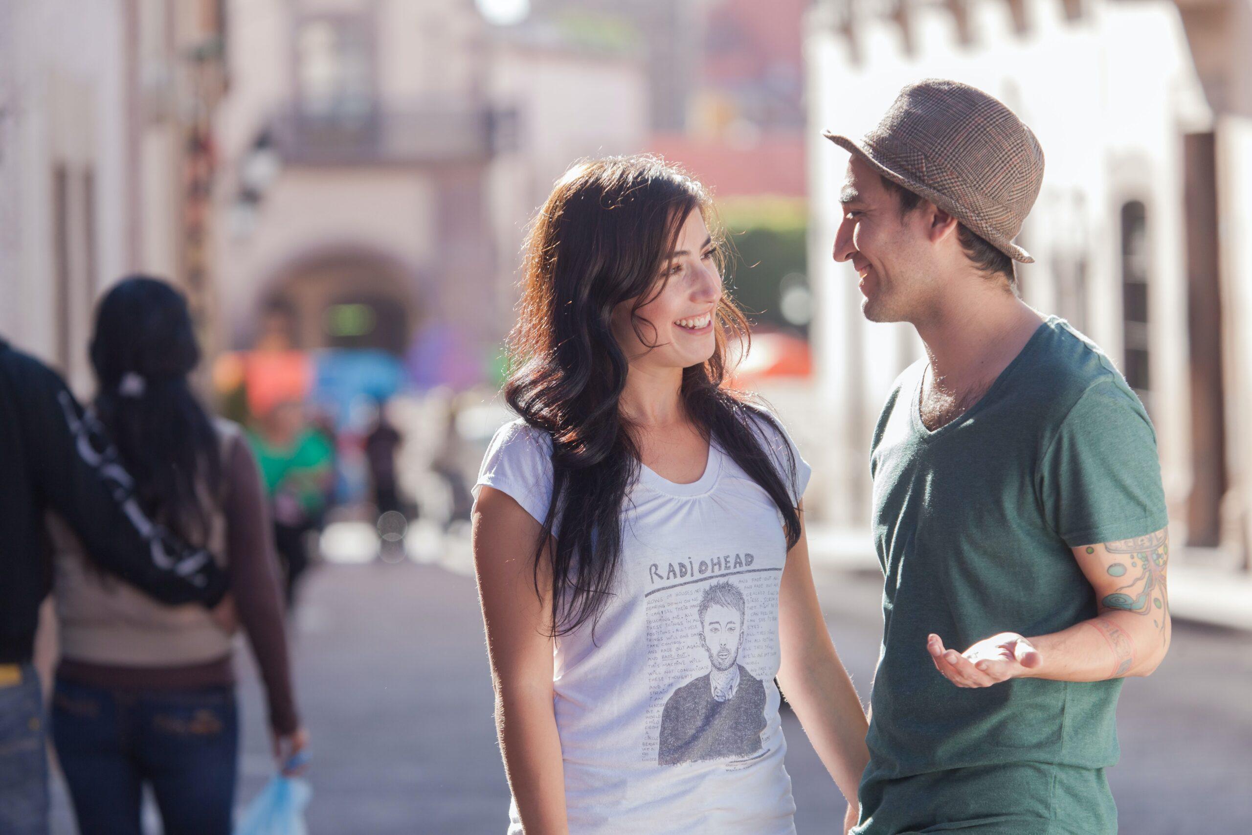 Alternative First Date Ideas